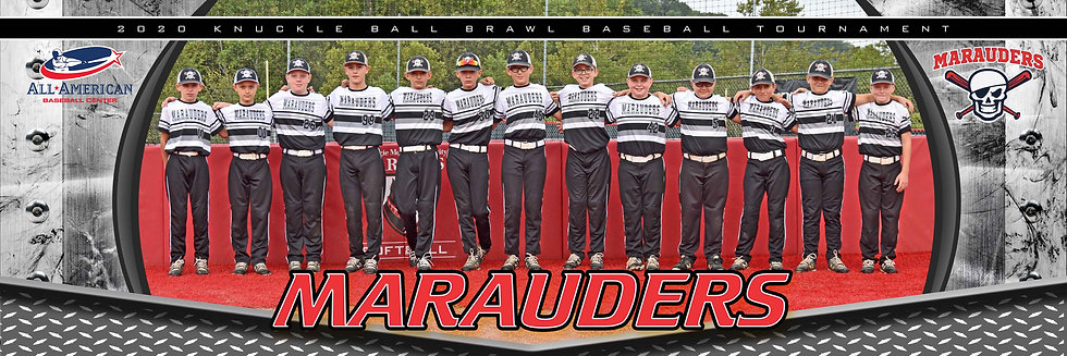 Marauders 12U Open version 2