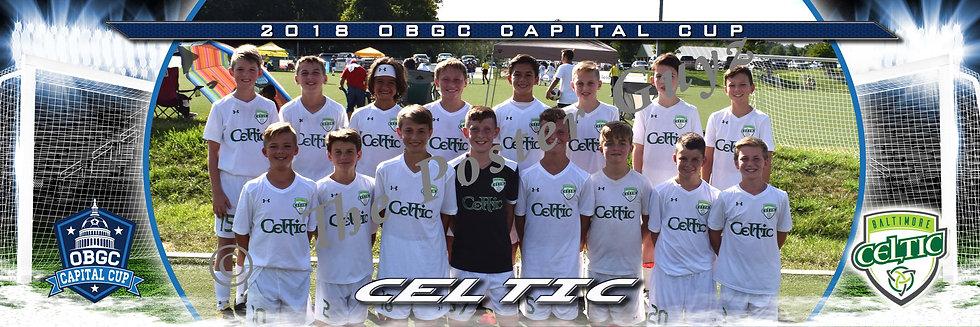 Baltimore Celtic SC South 06 Boys U13