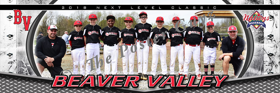 Beaver Valley White 10u