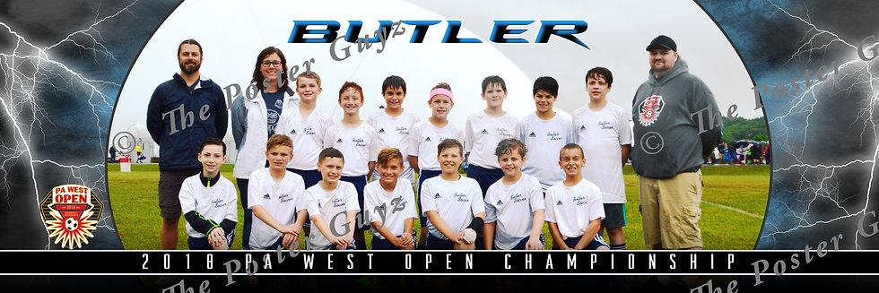 Butler BU11 Reges U11B