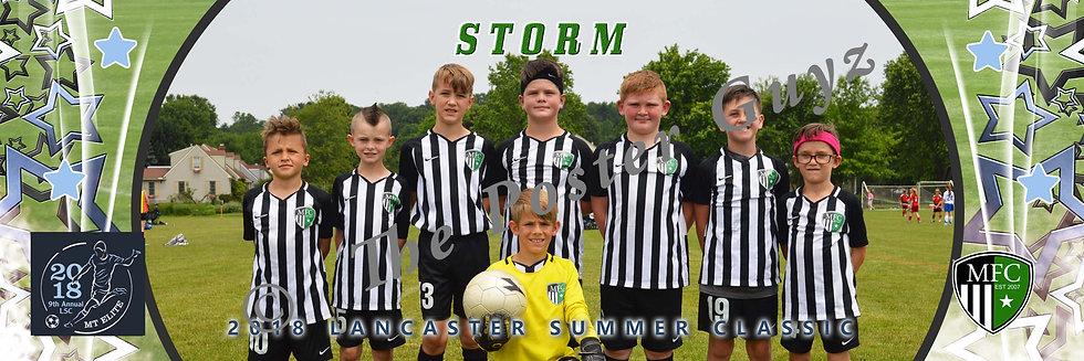 Marion Futbol MFC Storm U10B