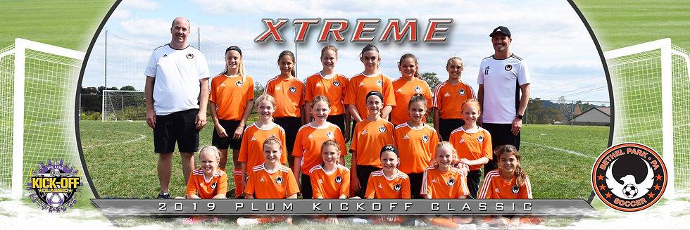 Bethel Park Xtreme Girls U13 Silver
