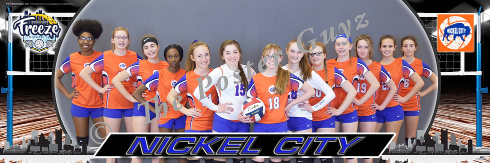 Nickel City 15