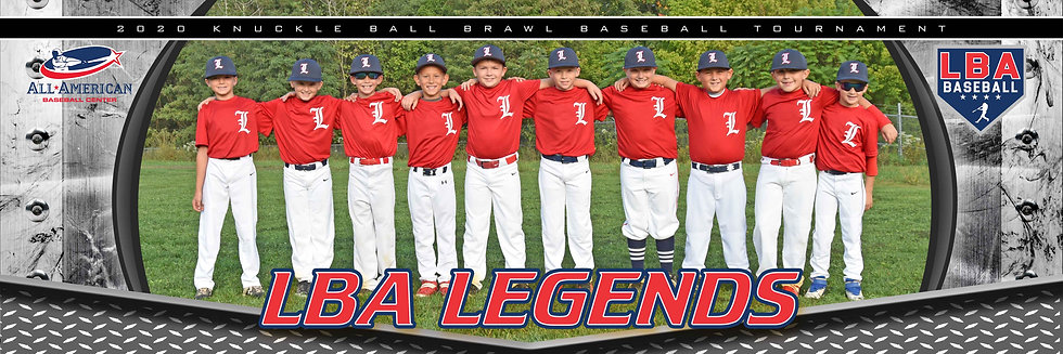 LBA Legends 9U version 2