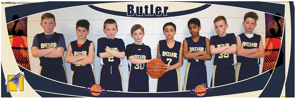 Butler 3rd Grade A Serious