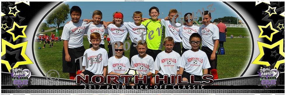 North Hills Red u12B