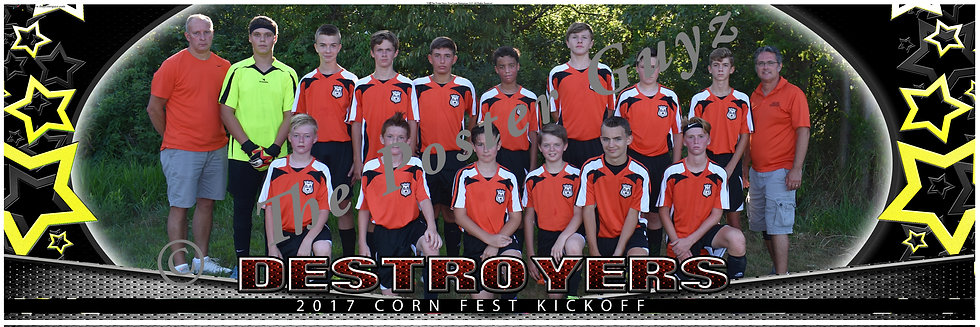 Ashland Destroyers BU15