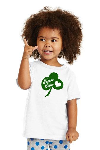 SaintKilian-Toddler/Infant Future Celtics T-shirt