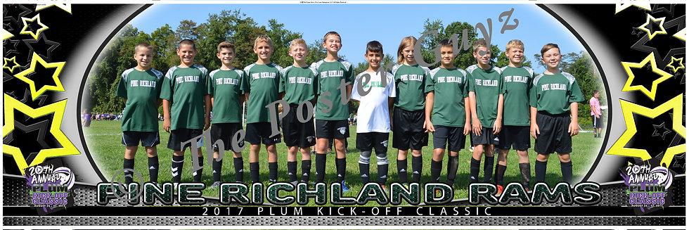 Pine-Richland Rams U12B