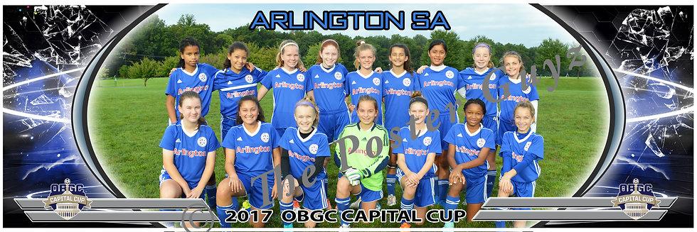 ARLINGTON SA 2005 GIRLS RED Girls U13
