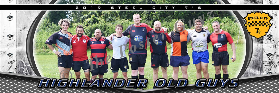 Highlander Old Guys