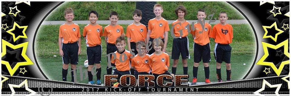 Bethel Park Force u12B