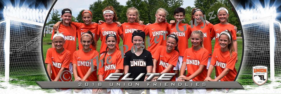 Baltimore Union SC Elite 06 GU14