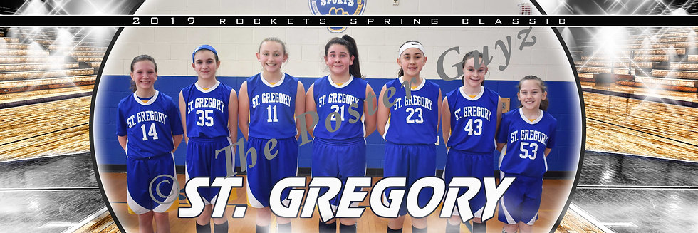 St. Gregory 6th Girls