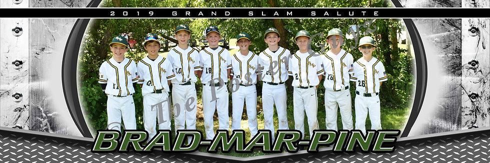 Brad Mar Pine 10U Green