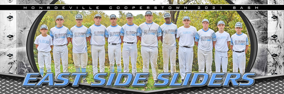 East Side Sliders 14U