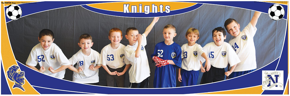 Knights U8 Funny