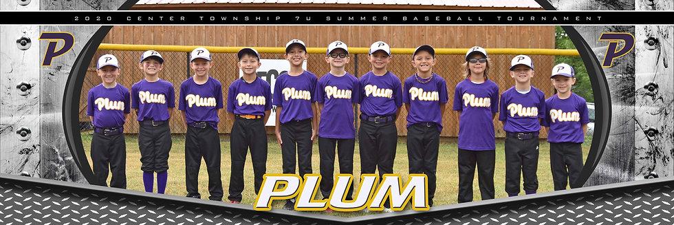 Plum 7U