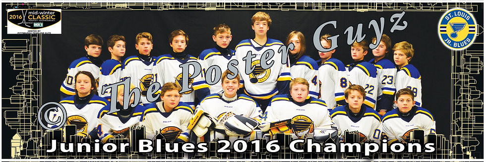 Junior Blues 04 Champions
