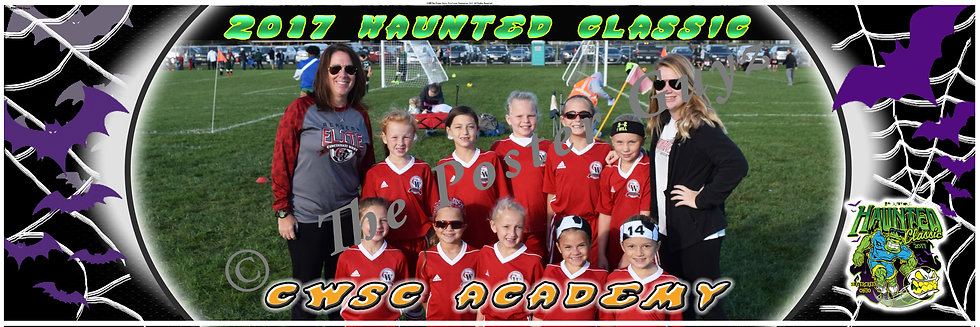 Cincinnati West CWSC Academy Elite GU9 - G09