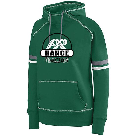 Hance-Women's Spry Hoodie-Round Logo