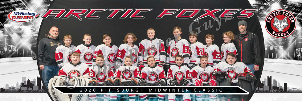 Pittsburgh Arctic Foxes Peewee B