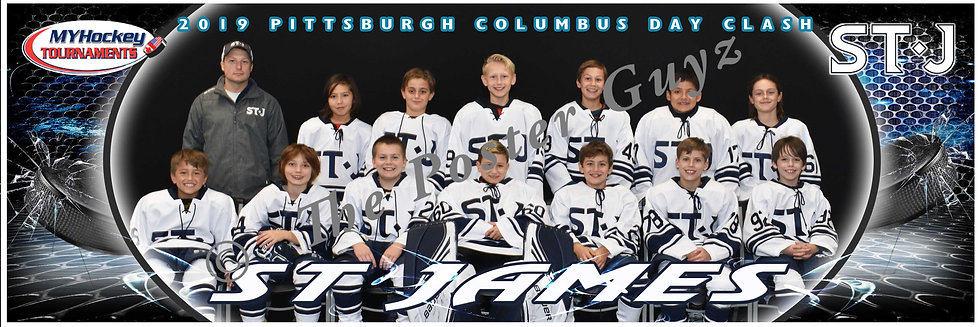 St James HC - Squirt AA
