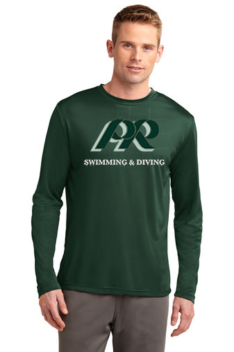 PRS&D-Long Sleeve Dri Fit Shirt