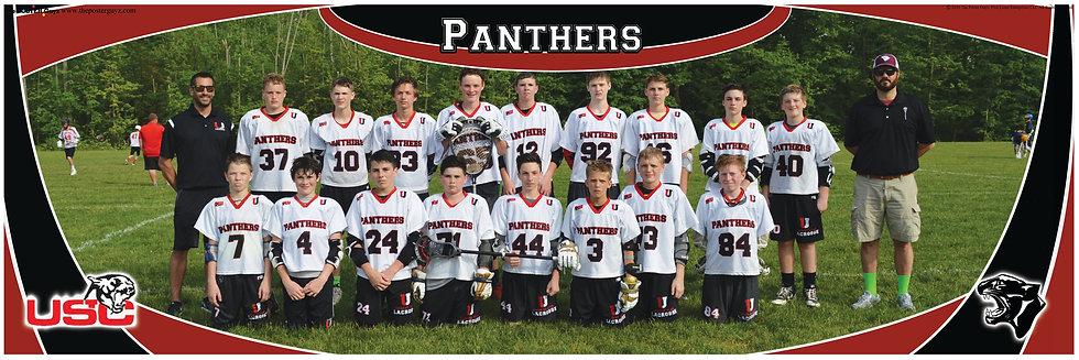 USC Panthers u15