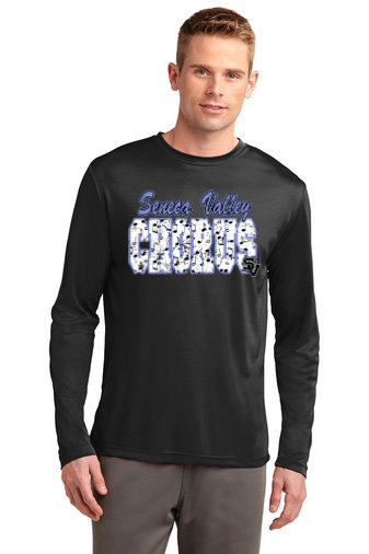SVChorus-Dri-Fit Long Sleeve T-Shirt