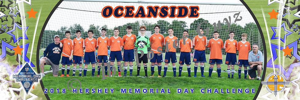 Oceanside Fury u13B