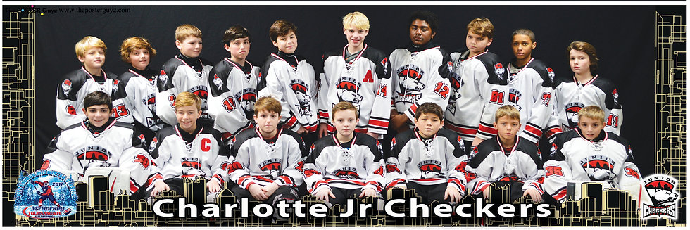 Charlotte Jr Checkers Pee Wee AA