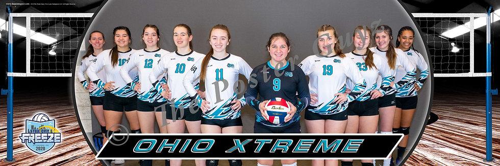 Ohio Xtreme 17 ROX Coree (OV) - 17 Club
