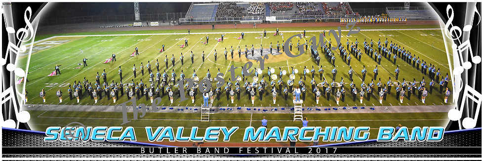 "Seneca Valley ""Raider"" Marching Band version 2"