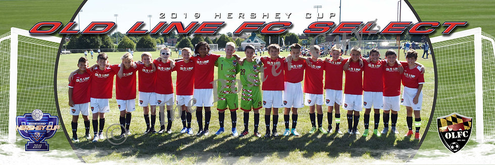 OLD LINE FC SELECT U13B