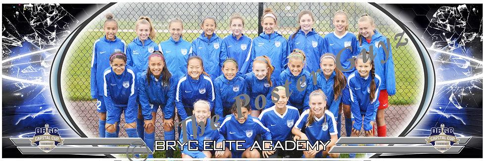 BRYC ELITE ACADEMY ECNL U13 Girls U13