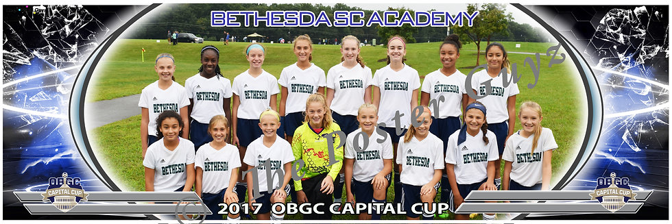 BETHESDA SC ACADEMY BLUE 05 Girls U13