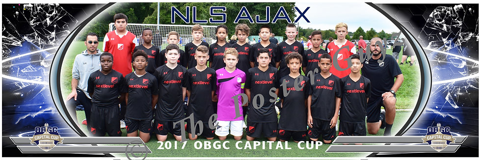 NLS AJAX 04 Boys U14