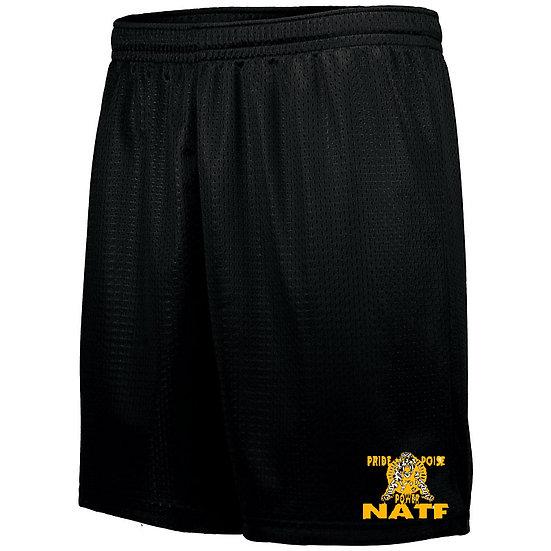 NATF-Athletic Mesh Shorts