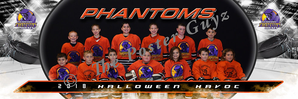 Youngstown Phantoms - B Division