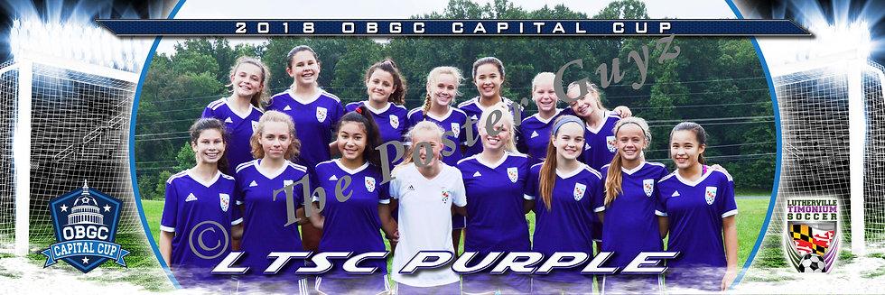 LTSC 2005 (Purple) (MD) Girls U14