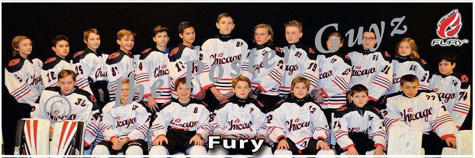 Chicago Fury 03 w/o border