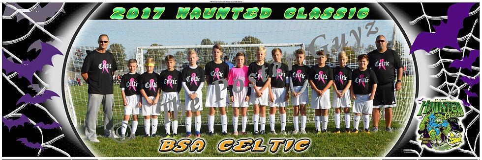 BSA Celtic 07 Red - B11