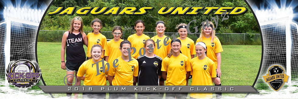 Jaguars United U12 Tarpey Girls U12