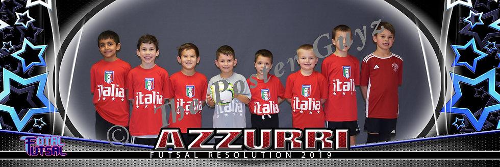Azzurri U8 Boys u8B