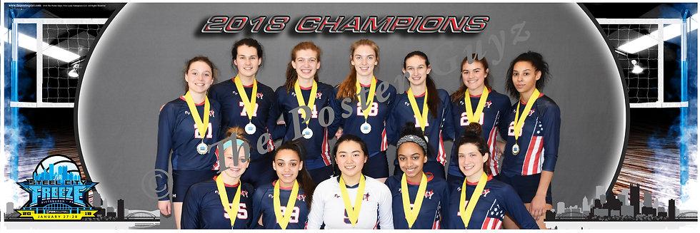 USANY 17-18 Champions