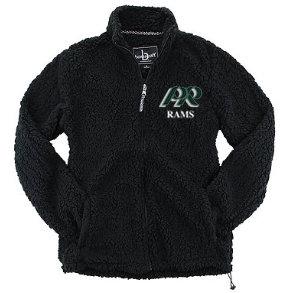 PRHS-Men's Sherpa Full Zip Jacket