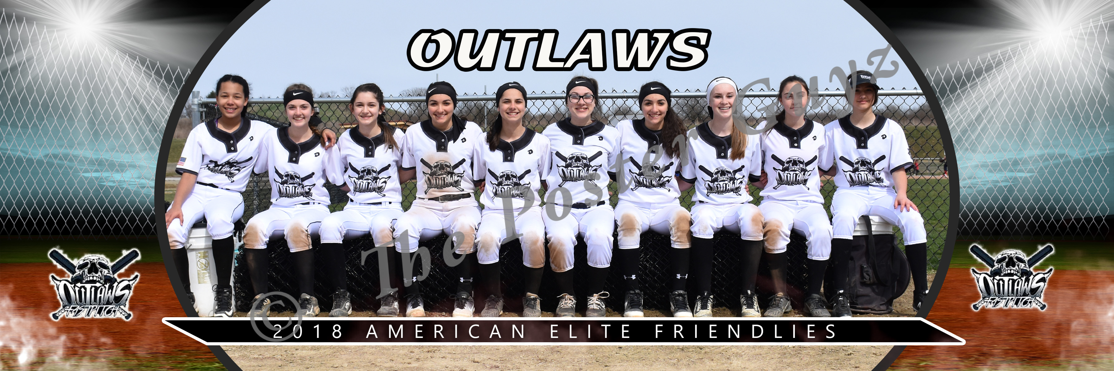 Outlaws Rapp u14