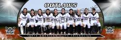 Outlaws Rapp u14