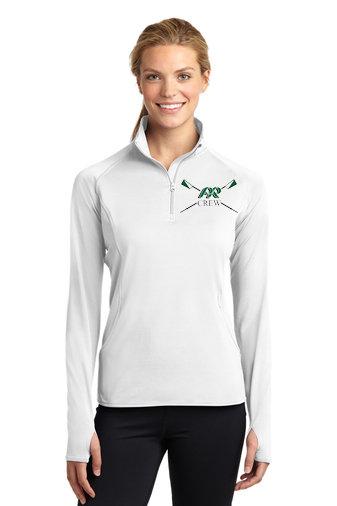 PR Crew-Women's Sport Wick Pullover-Oars